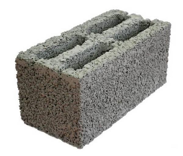 Блоки керамзитовые